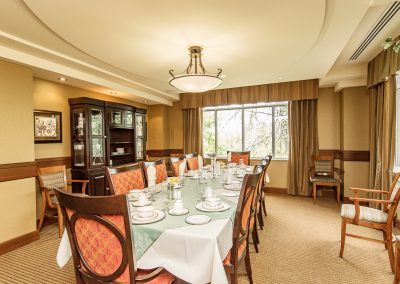 Private Dining Hall